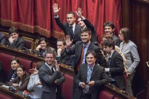 Camera dei Deputati - Seduta inaugurale XVII legislatura